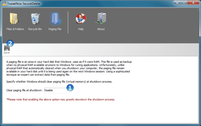 TweakNow SecureDelete: Permanently destroy data from your
